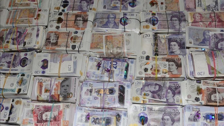 Authorities at Heathrow Airport seize $2.48M from luggage of woman involved in alleged money laundering scheme