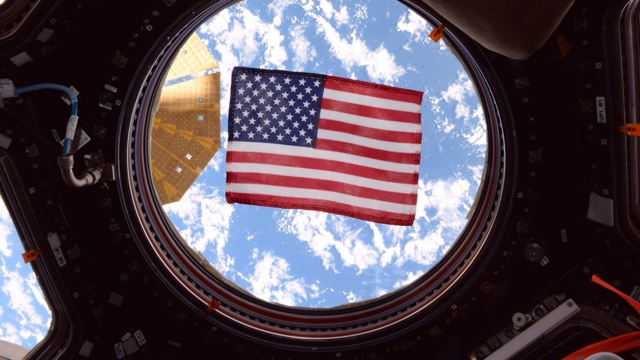 How do NASA astronauts vote in space?