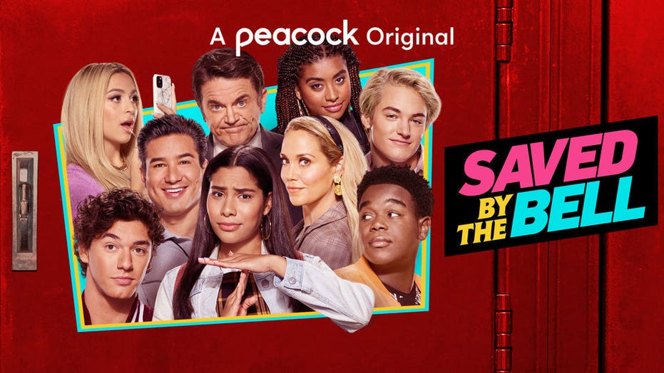 'Saved by the Bell' reboot: New trailer brings original stars, new Bayside students together