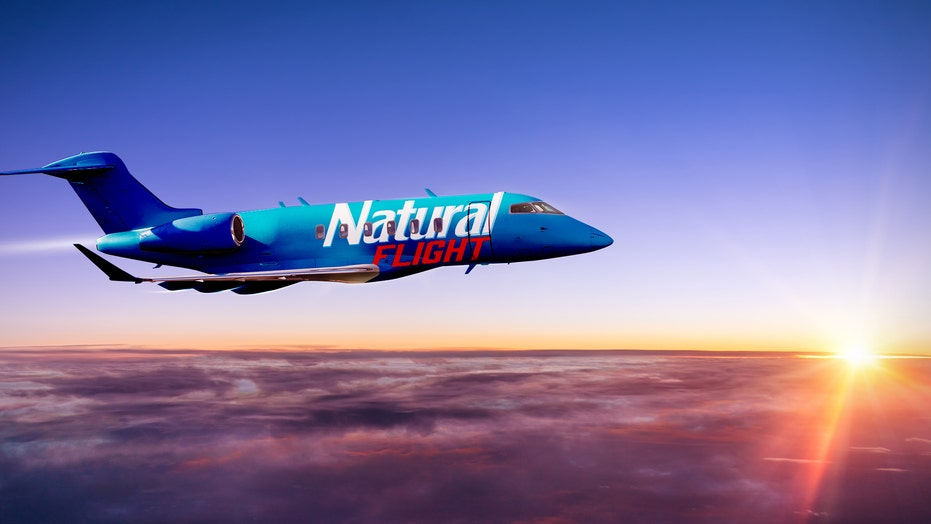 Natural Light giving away 'flight to nowhere' on private jet