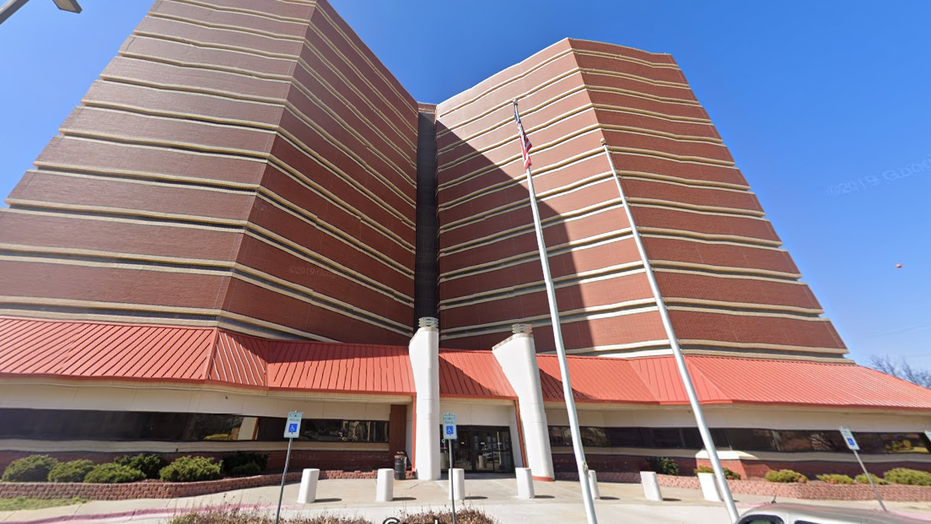Oklahoma jail employees allegedly played 'Baby Shark' on repeat for handcuffed inmates, charged
