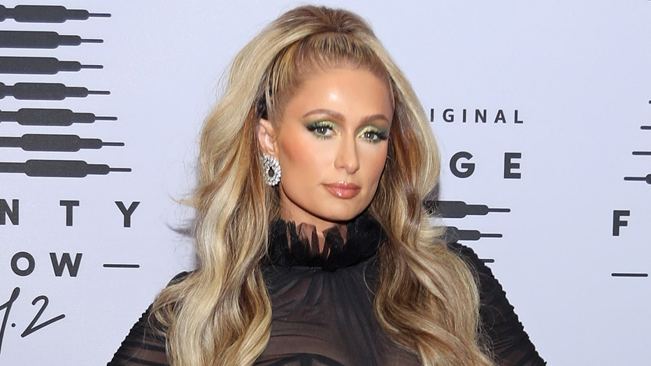 Paris Hilton celebrates 1-year anniversary with boyfriend Carter Reum with sweet video