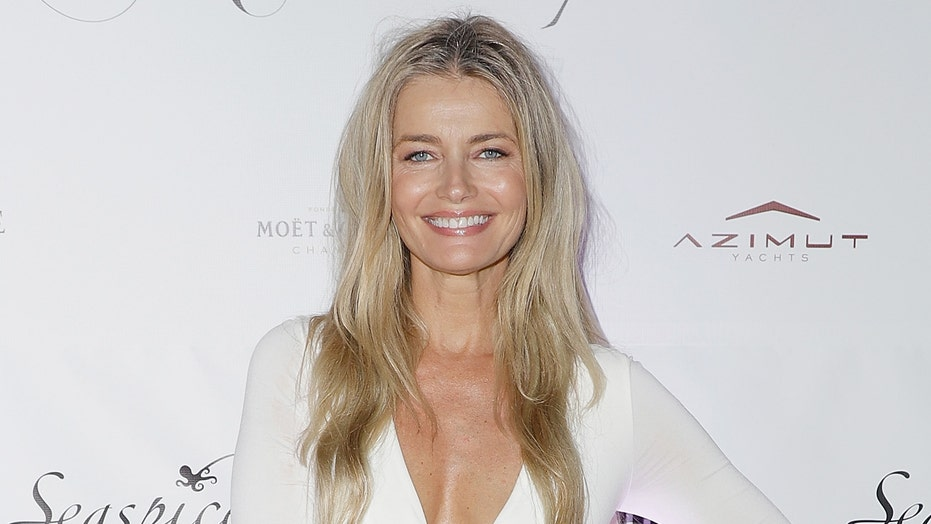 Paulina Porizkova says she's 'never cried as much' as she has 'in the last year' after Ric Ocasek's death