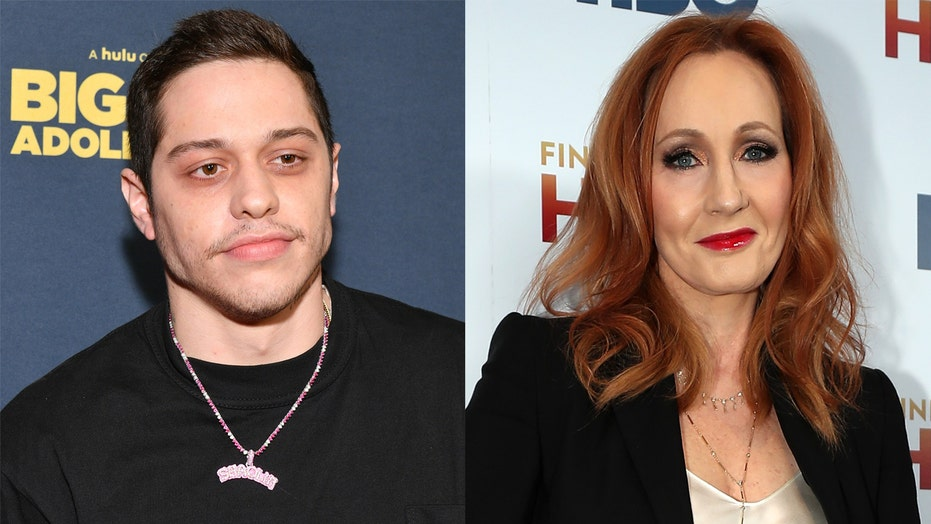 Pete Davidson calls JK Rowling's comments on gender 'very disappointing'