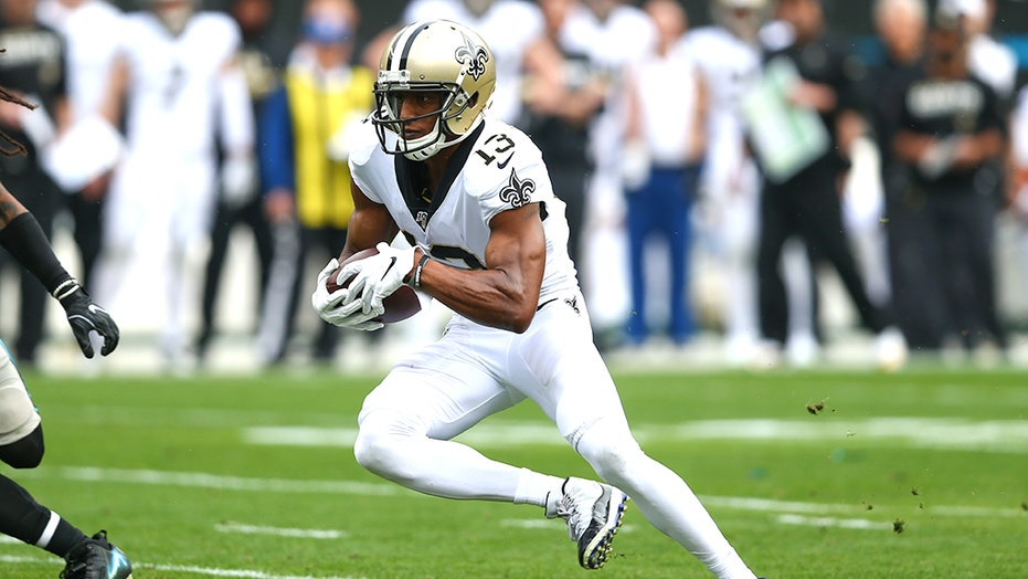 Saints' Michael Thomas suspended for punching teammate
