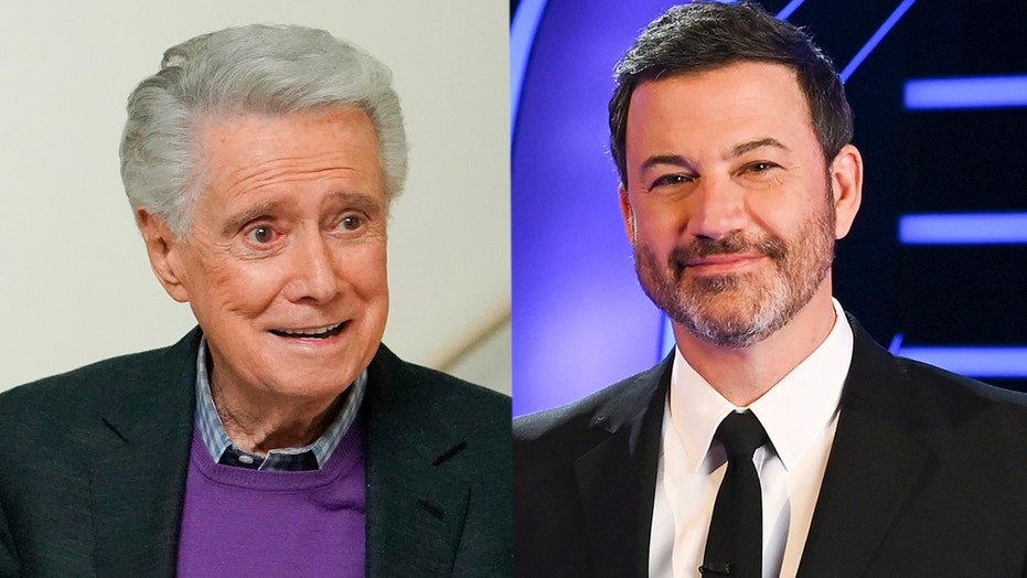 Jimmy Kimmel pays tribute to Regis Philbin ahead of 'Who Wants to Be a Millionaire' premiere