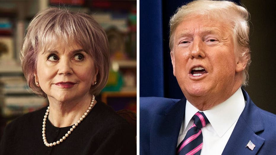 Linda Ronstadt slams Donald Trump's 'state of emergency' at the U.S. southern border, 'encouraging resentment'