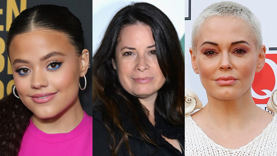 'Charmed' star Sarah Jeffery calls Holly Marie Combs, Rose McGowan 'pathetic' for criticizing reboot