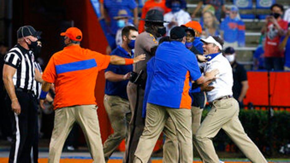 Dan Mullen accused of instigating Florida-Mizzou brawl as video reveals head coach's actions