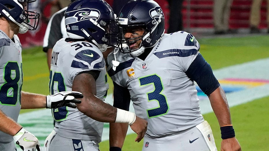 Seahawks' Russell Wilson reveals how much longer he wants to play in the NFL