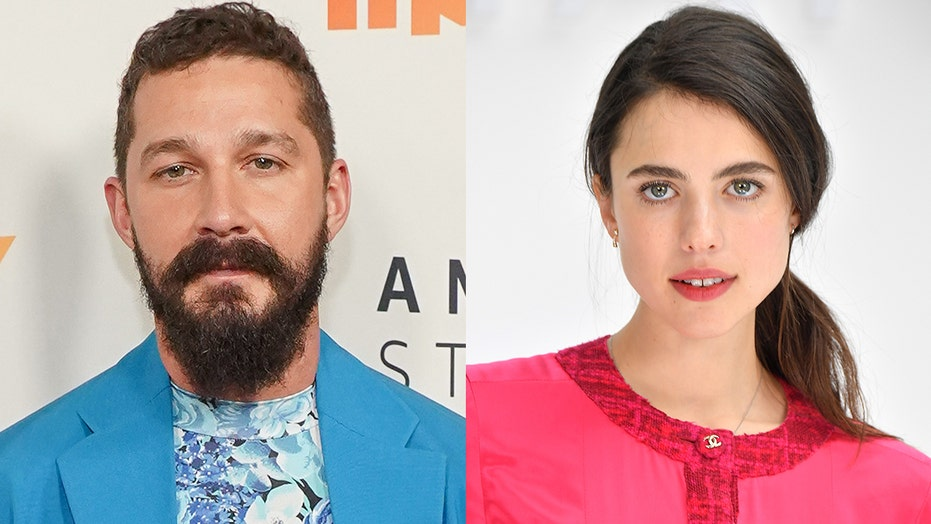 Shia LaBeouf, Margaret Qualley's chemistry in NSFW music video rocks fans