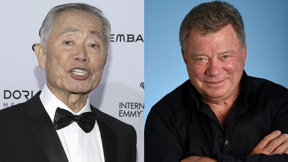 'Star Trek' actor George Takei responds to feud with William Shatner: 'All that is bile'