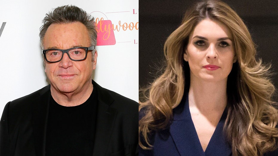 Tom Arnold shares Hope Hicks' cell phone number after she tests positive for coronavirus