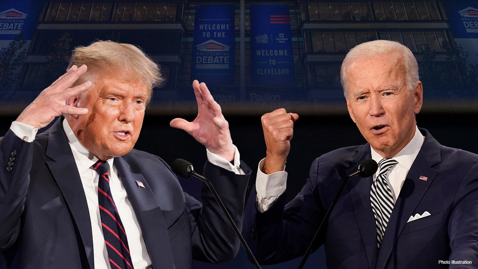 Biden weighs in after Trump heads to the hospital: 'This cannot be a partisan moment'