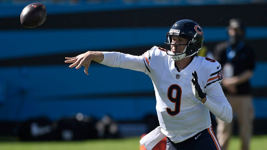 Bears' Nick Foles says his best football is ahead of him: 'I'm confident in that'