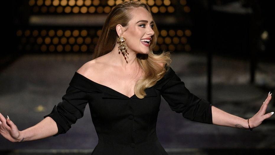 Adele says she's 'single' amid rumors the singer is dating rapper Skepta