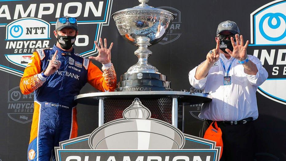Scott Dixon wins record 6th IndyCar championship