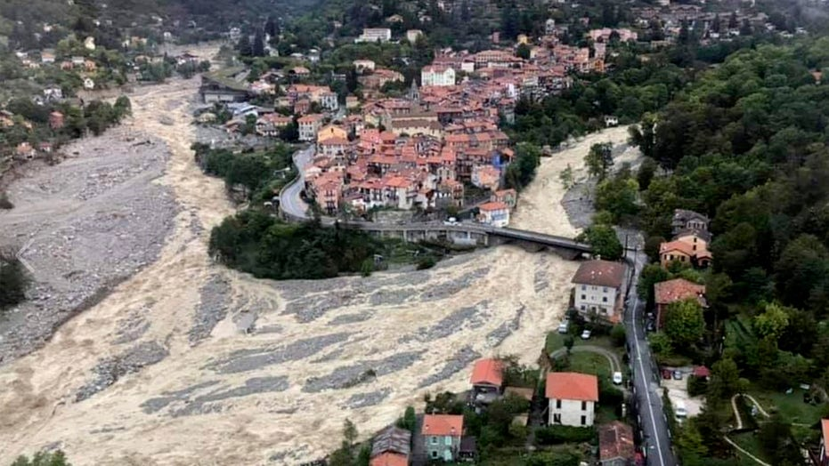 Floods that hit Italy, France leave 9 dead, several missing