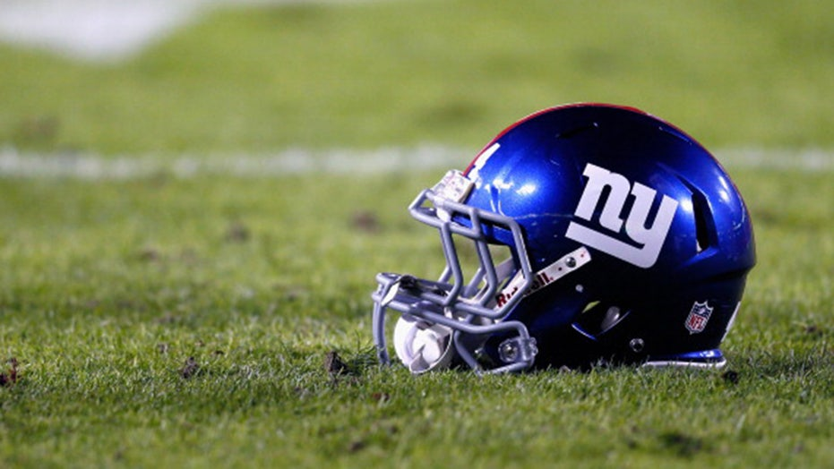 Giants player tests positive for coronavirus as team's stars come under fire for potentially violating rules