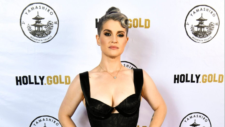 Kelly Osbourne says she's rejecting men who wouldn't date her pre-weight loss