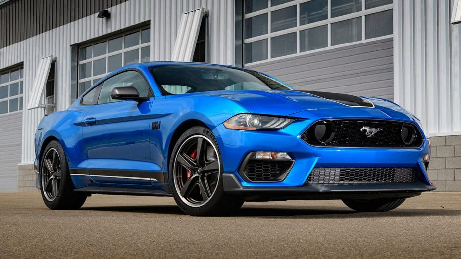 2021 Ford Mustang Mach 1: Here's how much it costs | Fox News