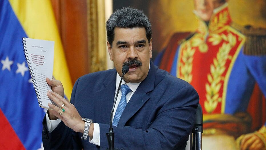 Trump's German ambassador tried to secretly negotiate Venezuelan president's exit