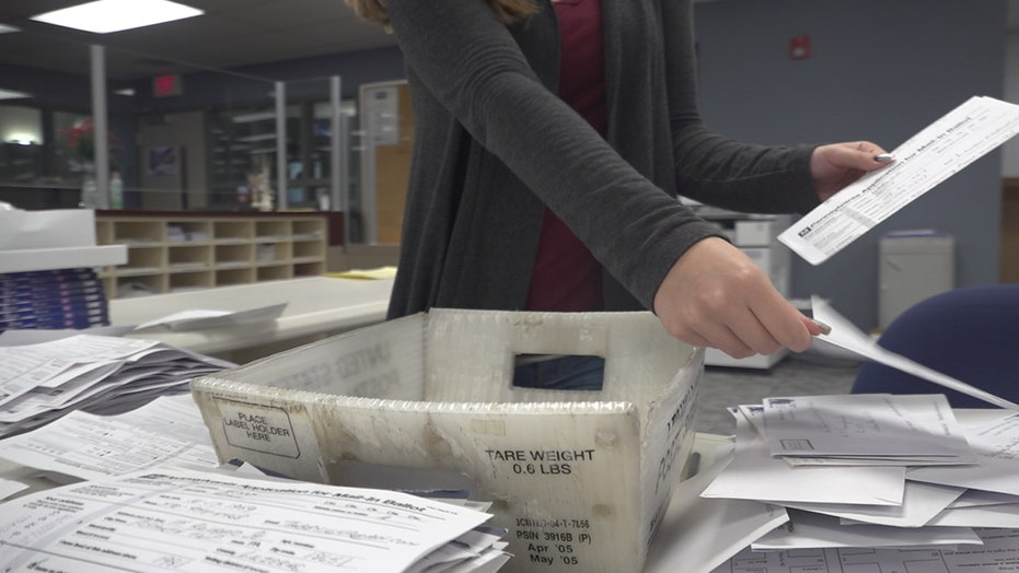 Wisconsin early voting kicks off with some municipalities reaching over 50% voter turnout