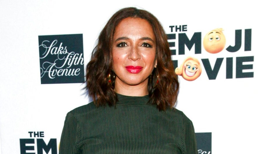 Maya Rudolph talks return to 'SNL' as Kamala Harris, says it's her 'civic duty' to help her win election