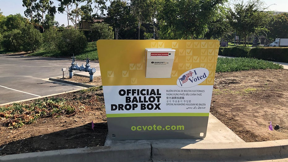 California election officials probing unauthorized ballot drop-off boxes popping up across state