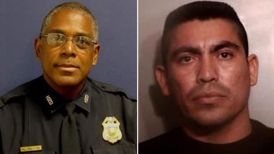 Houston sergeant killed in shooting 'died protecting me and my family,' estranged wife of alleged killer says