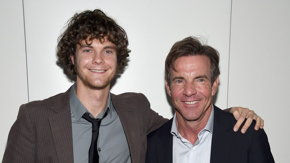 Dennis Quaid says son Jack refused his help when first getting into acting