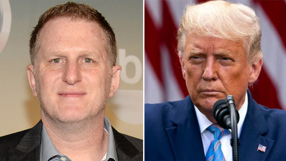Michael Rapaport roasts President Trump after he contracts coronavirus: 'Bleach it out'