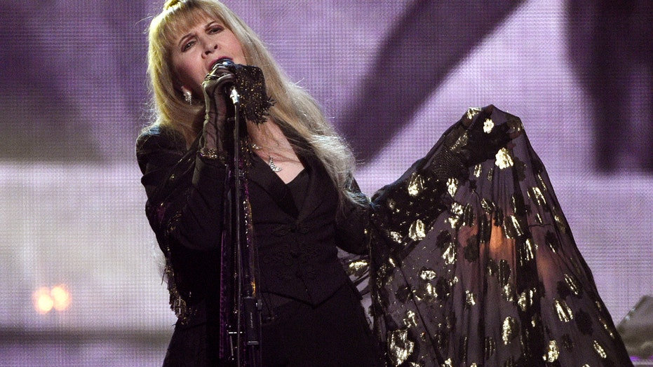 Stevie Nicks says coronavirus pandemic is 'stealing my last youthful years' as she releases new song