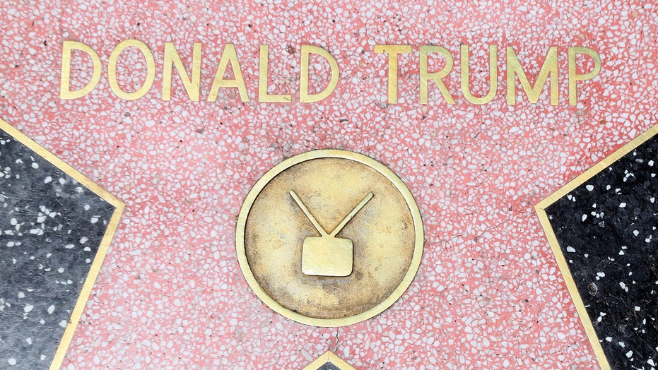 Trump's Walk of Fame star vandalized again, person turns himself in: 报告
