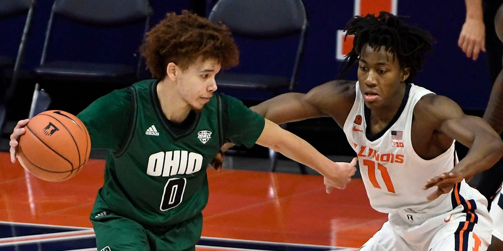 Ohio University point guard's backstory goes viral as he drops 31 points vs. Illinois