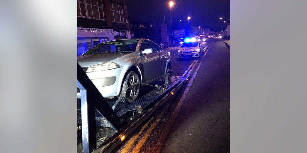 Car impounded 30 seconds after it was purchased