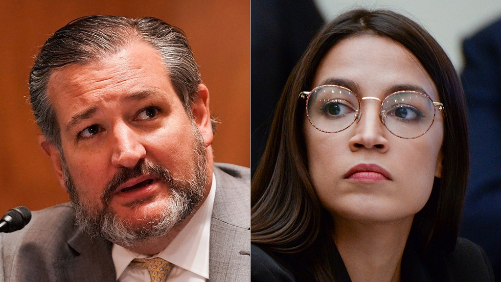 Ted Cruz shuts down AOC as she tries to blame GOP for stimulus stalemate