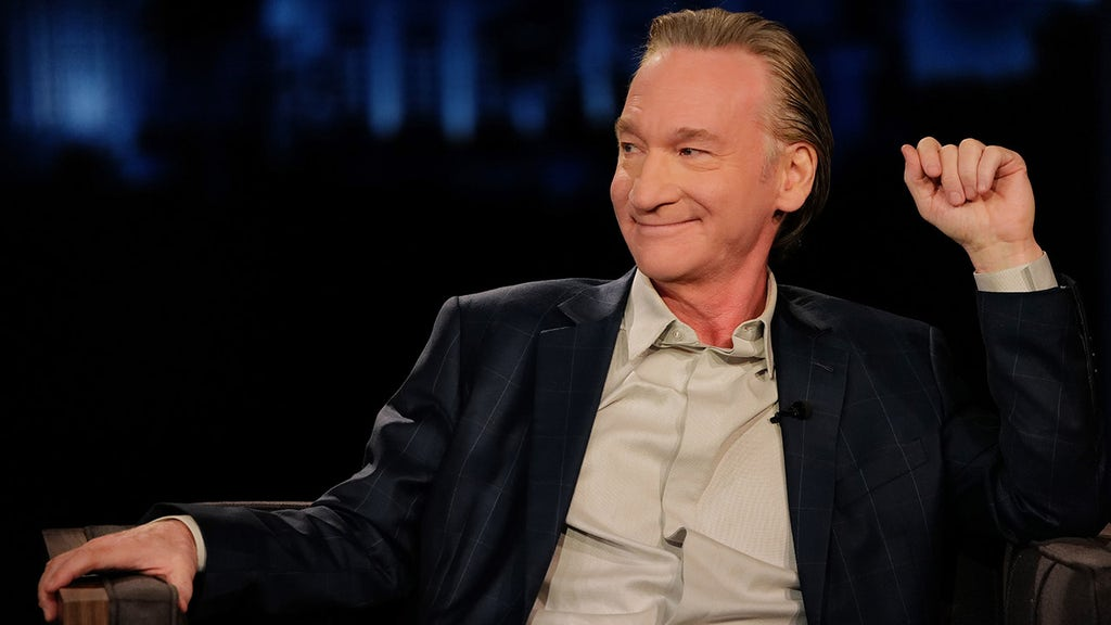 'Fully vaccinated' Bill Maher tests positive for virus