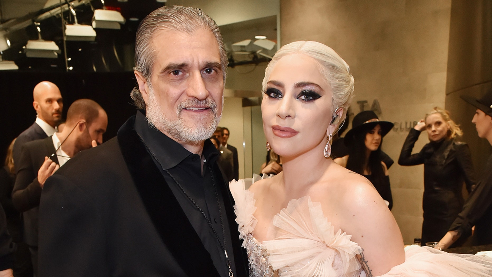 Lady Gaga's dad pleads for public's help after her dog walker shot, dogs stolen