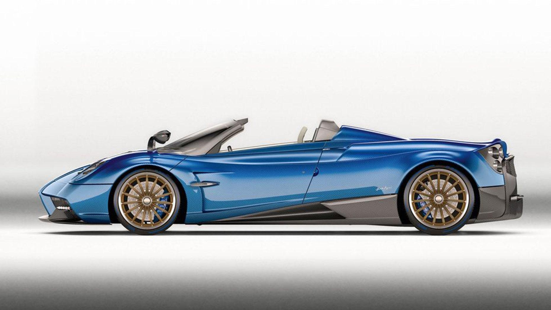 rare $3.4M sports car