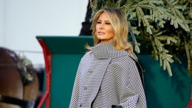 Melania Trump welcomes Christmas tree, kicks off holiday season at White House