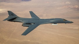 Air Force arms classic B-1B bomber with hypersonic weapons