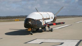 Could the Air Force X-37B become a laser and missile-firing space drone?