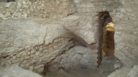 Has Jesus' childhood home been discovered in Nazareth?