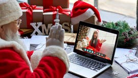 Santa goes virtual amid coronavirus pandemic: How to see him safely