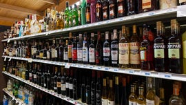 Booze-erker: Woman smashes 500 bottles of booze in British supermarket