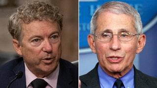 Rand Paul calls out Fauci for wearing multiple masks while being fully vaccinated after new CDC study