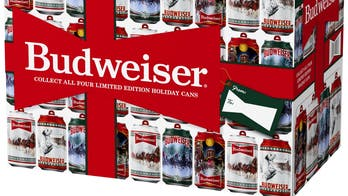 Budweiser unveils '2020 Holiday Limited Edition Stein Cans'