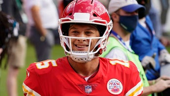 Mahomes piles up big numbers at Arrowhead - on Election Day