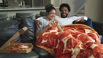 Pizza Hut's $150 blanket sells out in less than a day